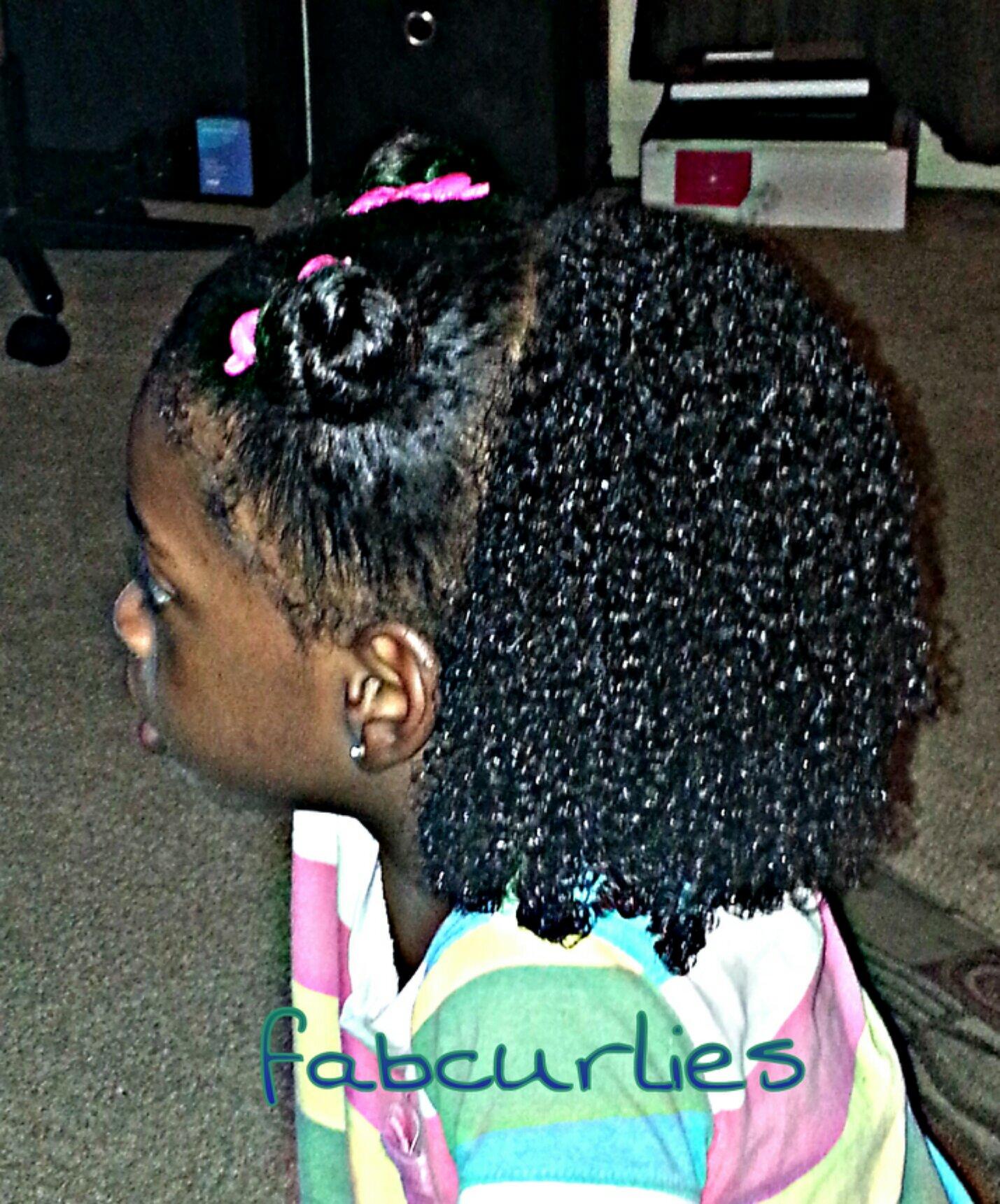 Little Girl Hairstyles Fabolouscurlies